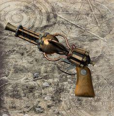 Steampunk Gun ...
