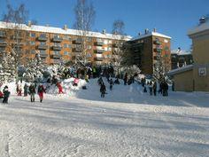 Kampen primary school - Oslo.
