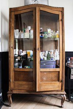 Meuble de salle de bain revisité Gabriella Cortese et Nicolà 7 ans | The Socialite Family
