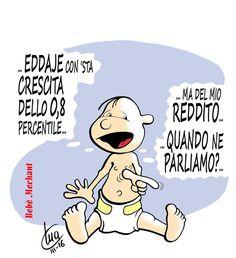 La pensione...del futuro Festa della donna... #IoSeguoItalianComics #Satira #Politica #Pensioni
