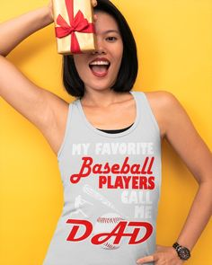 My Favorite Baseball Players Call Me Dad Mugs - Athletic Heather #videos #illustrations #posters baseball nursery, baseball mom, baseball cards, dried orange slices, yule decorations, scandinavian christmas Baseball Shirts For Moms, Baseball Tips, Baseball Crafts, Baseball Party, Baseball Mom, Baseball Players, Shirts For Girls, Call My Dad, Call Me
