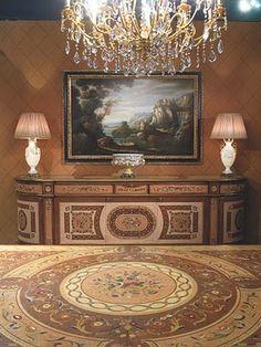 Italian style - #Tuscan #Home #Design - Find More Decor Ideas at:  http://www.IrvineHomeBlog.com/HomeDecor/  ༺༺  ℭƘ ༻༻  and Pinterest Boards   - Christina Khandan - Irvine California
