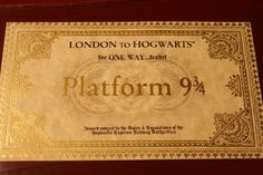 The Harry Potter Shop at Platform 9 3/4 at Kings Cross Station, London.  Amazing looking HP gift shop!