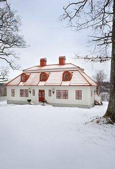 Beautiful Swedish Home - Exterior
