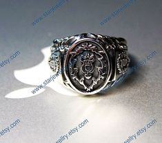 Steampunk World of Warcraft Theme Alliance by StarJewellry on Etsy, $109.99