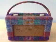 Harris Tweed Roberts Revival RD60 DAB Radio by RevivedRadios