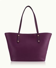 Taylor Tote in Wine