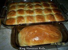 Homemade King Hawaiian Rolls and/or Loaf Recipe - GOLD Magazine
