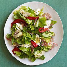 Italian Escarole Salad - FamilyCircle.com