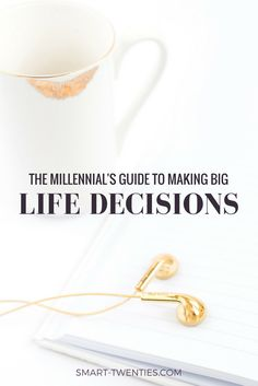 how to stop being indecisive