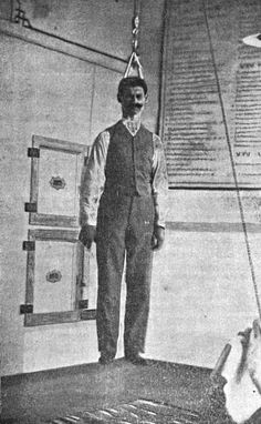 fuckyeahforensics:  Nicolae Minovici - The Doctor Who Hanged Himself for Science - During the first decade of the twentieth century, while employed as a professor of forensic science at the State School of Science in Bucharest, Nicolae Minovici undertook a comprehensive study of death by hanging. Inspired by his research, he decided to find out, first-hand, what it would feel like to die in this way.