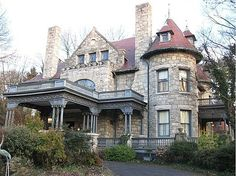 1896 Romanesque, Lancaster, PA - located in ChestnutHill section of Downtown