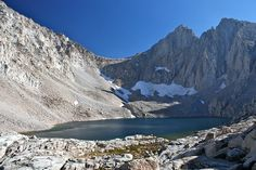 TRAIL CAMP - MT WHITNEY