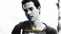 "20 Reasons Kai Parker Is The Most Irresistible ""Vampire Diaries"" Villain"