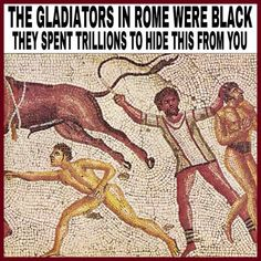 In a book called Imperial Rome heres an excerpt: Most of them were prisoners of war slaves or criminals. Sent to stern training schools. So these prisoners of war those Jews that were captured after Yahawashi gave the warning. The Romans sent. European History, World History, Ancient History, Ancient Egypt, Black Hebrew Israelites, Black History Facts, Prisoners Of War, African Diaspora, African American History