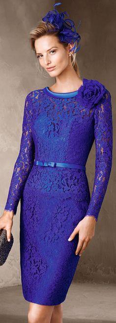 Pronovias 2017 women fashion outfit clothing style apparel @roressclothes closet ideas