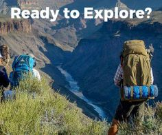 Connect for Fall Adventures into Grand Canyon #backpacking