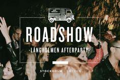 Dr. Denim Roadshow 2014 - Långholmen After Party in Stockholm, Sweden. Photographer: Mathias Nordengren