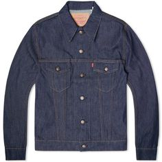 Return of a classic: Levi's Vintage Clothing 1967 Type III Trucker Jacket in rigid denim