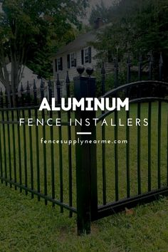 Perfect Image, Perfect Photo, Fence Installers, Love Photos, Cool Pictures, Fencing Companies, Aluminum Fence, Local Seo, Thats Not My