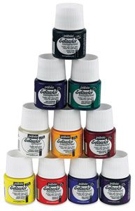 Pebeo Setacolor Transparent Fabric Paint