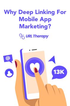 Why Mobile App Marketers use DEEP LINKING? It is a powerful online marketing tool that provides a wide range of benefits for App Marketing. Reach More App Installations with UrlTherapy! Both the iOS/Android apps can also be open and move between them directly using Mobile App Deep linking. App Marketing, Online Marketing Tools, Deep Linking, Android Apps, Mobile App, The Creator, Ios, Therapy, Range