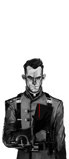 alearius:  There are few brave enough to laugh in the Outsider's face.