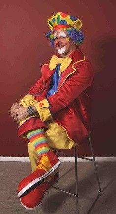 Clowns...i'd make this a tee