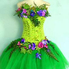 Risultati immagini per homemade mother nature costume