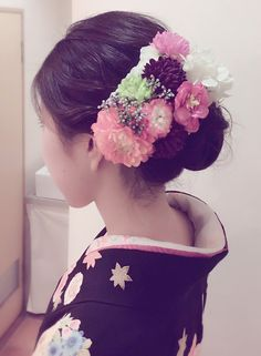 Japanese Hairstyle, Crown, Beauty, Fashion, Moda, Corona, Fashion Styles, Japanese Hairstyles, Beauty Illustration