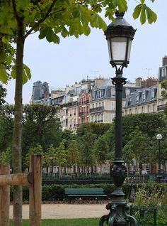 Paris, avenue de l'Observatoire
