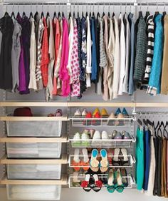 How to organize your clothes Sometimes when that want to organize clothing ideas close us, that's why in this post I want to share many ideas