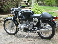 BMW R75/5 1971 Love the rare tank.  saw one on Ebay recently for over 1k