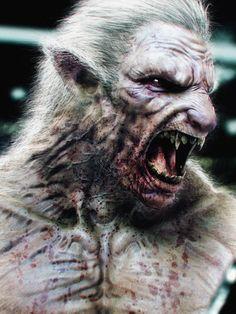 Kouji Tajima Art: Werewolf