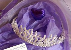 Swarovski Crystal & Swarovski Pearl Tiara  by Makewithlovecrafts, £65.00