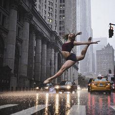 Nascido em Puerto Rico, o fotógrafo Omar Robles hoje mora em Nova York…