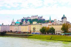 All the best things to do in Salzburg Austria, PLUS where to find the original Sound of Music film locations so you can take your own FREE Self-Guided Sound Of Music Tour in Salzburg! Innsbruck, Austria Travel, Japan Travel, Places To Travel, Places To Visit, Travel Destinations, Sound Of Music Tour, Danube River Cruise, Music Tours