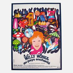 film/art: Willy Wonka