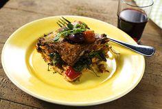 Vegetarisk lasagne | Recept.nu