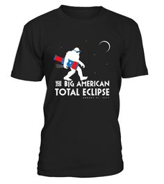 No matter where you are in the US this August, totality is seeking you! From coast to coast, Americans can enjoy the splendor of nature in cosmic proportions on this historical day. A once in a lifetime opportunity! As members of the Sasquatch Research Team, we believe! Do you?                  TIP: If you buy 2 or more (hint: make a gift for someone or team up) you'll save quite a lot on shipping.        Guaranteed safe and secure checkout via:    Paypal | VISA | MASTERCARD     ...