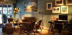 Hip Studio verantwoordelijke interieur van Brooks Brasserie in Amsterdam