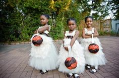 Too cute! African American Brides Blog: December 2010 [more at pinterest.com/eventsbygab]