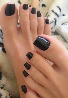 Piggies negros atractivos