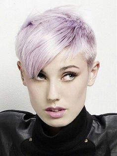 Lilac pixie. Cute!