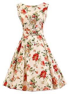 Eudolah Women's Vintage Sleeveless Swing Picnic Party Prom Dress 3008 XXL Eudolah https://www.amazon.co.uk/dp/B01CFYYA0E/ref=cm_sw_r_pi_dp_yRYfxbAR8SVJ9