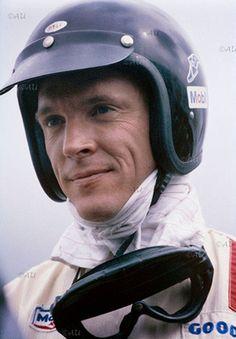 US GP Watkins Glenn   Dan Gurney 1966 USGP