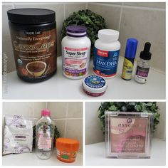 Monthly Empties | Health, Beauty, Makeup Declutter! Monthly Empties + Makeup Declutter! Happy weekend, everyone! Check out what I used up last month! #health #beauty #makeup #skincare #haircare #bbloggers #declutter #purge #makeupdeclutter #sleep #insomia #supplements #pethealth #jointhealth #essence #maybelline #garnier #jarrow #fishoil #madrelabs #webbernaturals #melatonin