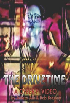 The Drivetime (1995).  A librarian from the future named Flux goes back in time to Seattle to record the fall of civilization.