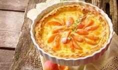 Blätterteig-Marillen-Torte Rezept   Dr. Oetker