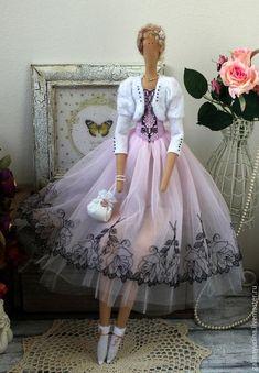 Куклы Тильды ручной работы. Ярмарка Мастеров - ручная работа. Купить Даниелла. Handmade. Бледно-розовый,…
